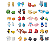 Transformers BotBots Wave 1 Set of 2 Eight-Packs