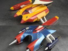 UFO Robot Grendizer Dynamite Action! Marine & Drill Spazer Set