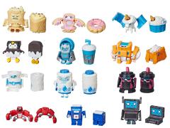 Transformers BotBots Wave 1 Set of 3 Five-Packs