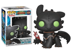 Pop! Movies: How to Train Your Dragon: The Hidden World - Toothless