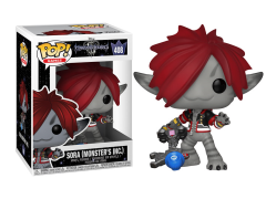 Pop! Games: Kingdom Hearts III - Sora (Monsters, Inc.)
