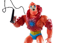 "Masters of the Universe Giant Beast Man 12"" Figure"