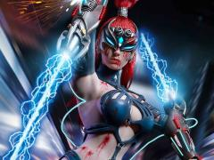 Gekido's Tricity: Goddess of Lightning (Blood Edition) 1/6 Scale Limited Edition BBTS Exclusive Figure