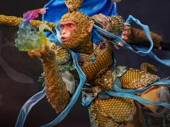 Journey to the West Monkey King (Blue) Limited Edition Statue