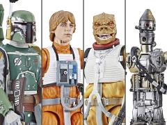 Star Wars: The Black Series Archive Collection Wave 1 Set of 4 Figures