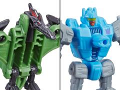 Transformers War for Cybertron: Siege Battle Masters Wave 2 Set of 2 Figures