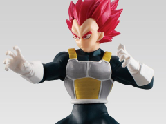 Dragon Ball Super Styling Super Saiyan God Vegeta
