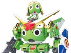 Sgt. Frog Plamo Sergeant Keroro & Keroro Robo MK-II (Anniversary Special Ver.) Model Kit