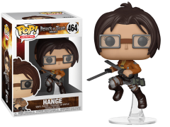 Pop! Animation: Attack on Titan - Hange