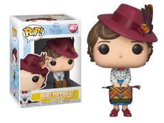 Pop! Movie: Mary Poppins Returns - Mary Poppins (With Bag)