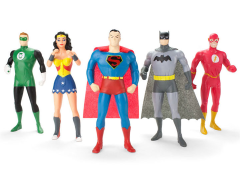 Justice League: The New Frontier Bendable Figure Box Set