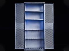 The Cabinet (Silver) 1/6 Scale Accessory