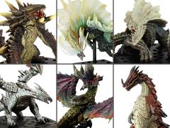 Monster Hunter Capcom Figure Builder Standard Model Plus The Best Vol. 7 & 8 Box of 6 Figures