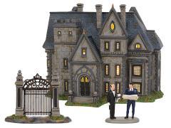 DC Comics Hot Properties Village Wayne Manor