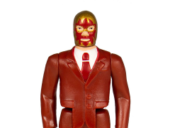 Legends of Lucha Libre ReAction Solar (With Suit) Figure
