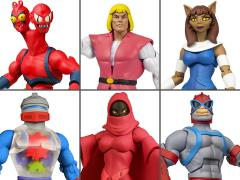 Masters of the Universe Classics Club Grayskull Wave 4 Set of 6 Figures