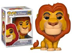 Pop! Disney: The Lion King - Mufasa