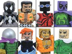 Marvel Minimates Wave 77 Set of 4 Two-Packs