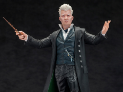 Fantastic Beasts: The Crimes of Grindelwald ArtFX+ Gellert Grindelwald Statue