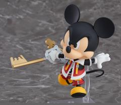 In STOCK Nendoroid Kingdom Hearts II King Mickey 1075 Action Figure