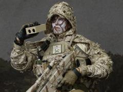 Naval Surface Warfare RECCE Element Spotter 1/6 Scale Figure