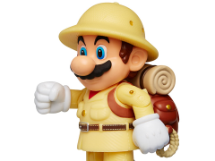 "World of Nintendo 4"" Explorer Mario"