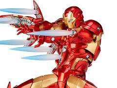 Marvel Amazing Yamaguchi Revoltech No.013 Iron Man (Bleeding Edge Armor)