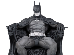 Batman Black and White Limited Edition Statue (Marc Silvestri)