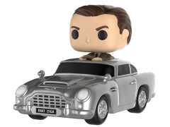 Pop! Rides: 007 James Bond - James Bond With Aston Martin DB5