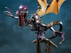 Metroid Prime Meta Ridley Statue