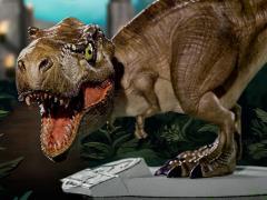 Jurassic Park Mini Co. Figures Tyrannosaurus Rex