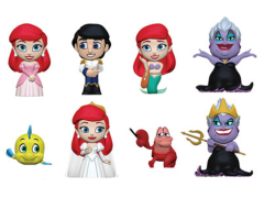 The Little Mermaid Box of 12 Mini Vinyl Figures