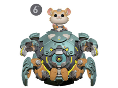 "Pop! Games: Overwatch - 6"" Super Sized Wrecking Ball"