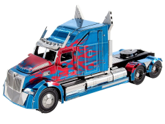 Transformers Metal Earth ICONX Optimus Prime (Western Star 5700 Truck) Model Kit