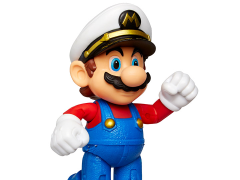 "World of Nintendo 4"" Captain Mario"