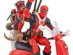 Marvel Comics 80th Anniversary Ultimate Marvel Legends Deadpool Corps