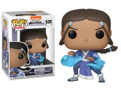 Pop! Animation: Avatar: The Last Airbender - Katara