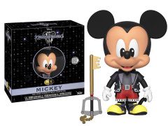 Kingdom Hearts III 5 Star Mickey