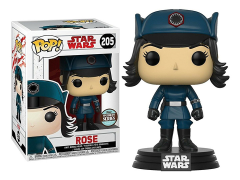 Pop! Star Wars: The Last Jedi Specialty Series - Rose