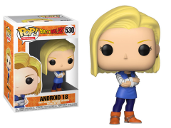 Pop! Animation: Dragon Ball Z Android 18
