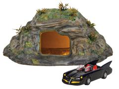 DC Comics Hot Properties Village The Batcave