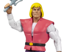 Masters of the Universe Classics Club Grayskull Prince Adam