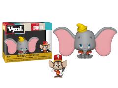 Dumbo Vynl. Dumo + Timothy