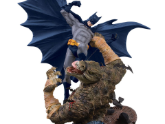 DC Comics Batman vs. Killer Croc Limited Edition Mini Battle Statue