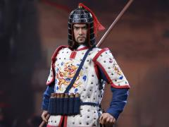 Ming Dynasty Musketeer (White) 1/6 Scale Figure