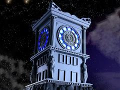 Saint Seiya Saint Cloth Myth Fire Clock of the Sanctuary Exclusive