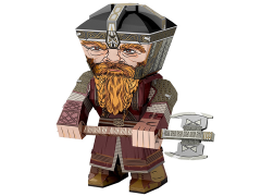 The Lord of the Rings Metal Earth Legends Gimli Model Kit