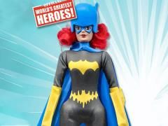 "DC World's Greatest Heroes Batgirl 12"" Retro Figure"
