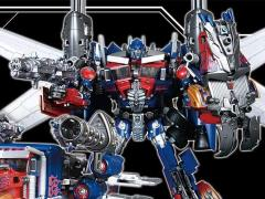 Transformers APS-01U Asia Premium Series Ultimate Optimus Prime