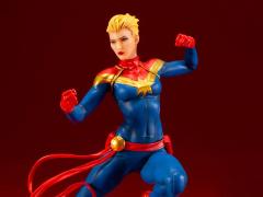 Marvel Avengers ArtFX+ Captain Marvel Statue